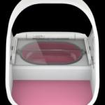"""""""SURE FEED"""", mikrochipgesteuerter Futterautomat (pink) für Katzen von SureFlap"""