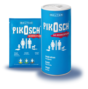 Pikosch - Das Wegmachpulver [Tierarztpraxis Dorothea Vogg, Hamburg]